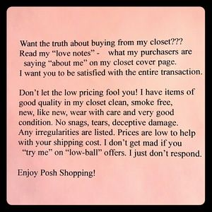 Other - Posh Truth
